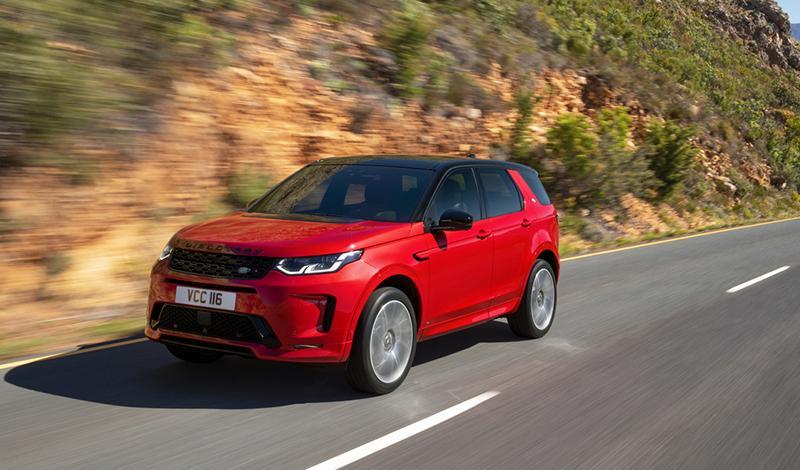 Land Rover представил рестайлинговый  Discovery Sport 2019