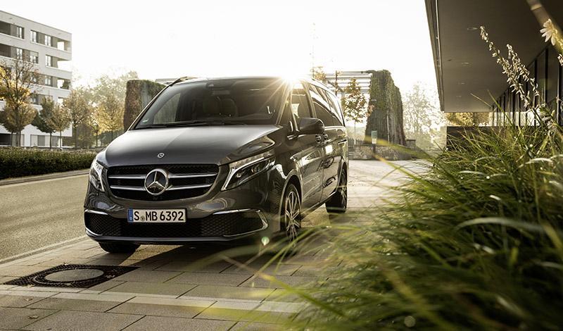 История оптики в малотоннажных автомобилях Mercedes-Benz