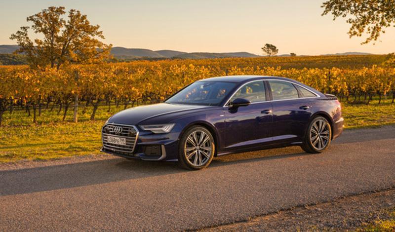 Audi A6 мощность 190 л.c. доступны к заказу