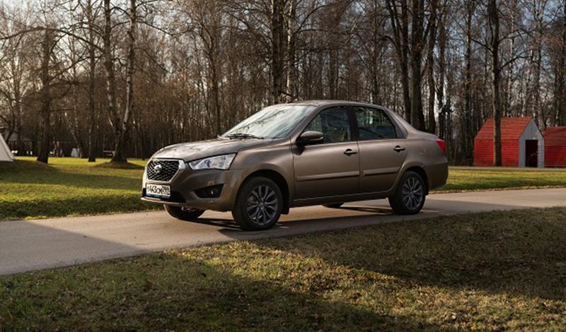 Datsun:Datsun mi-DO и седан on-DO получили комплектацию Black