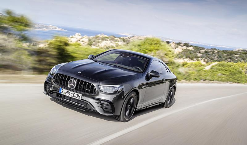 Mercedes-Benz:Рестайлинг Mercedes E-Класса 2020 в кузове купе и кабриолет официально представлен