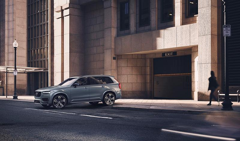 Volvo представила новый бренд Recharge