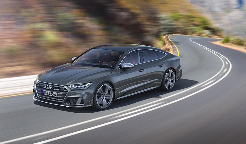 Новый Audi S7 Sportback 2019 можно заказать от 7 041 000 рублей