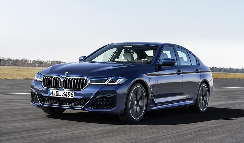 Рестайлинг BMW 5-серии официально представлен