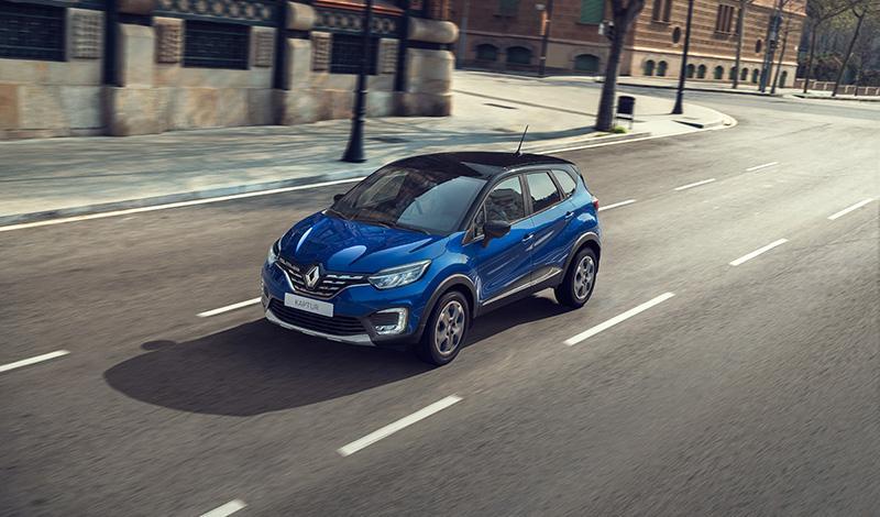 Рестайлинговый Renault Kaptur 2020 стартует от 1 020 000 рублей
