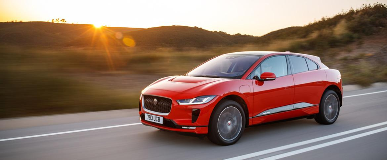 Jaguar I-PACE стал дешевле