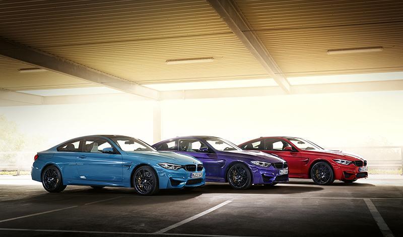 Всего 10 BMW M4 Edition ///M Heritage будет предложено на рынке РФ
