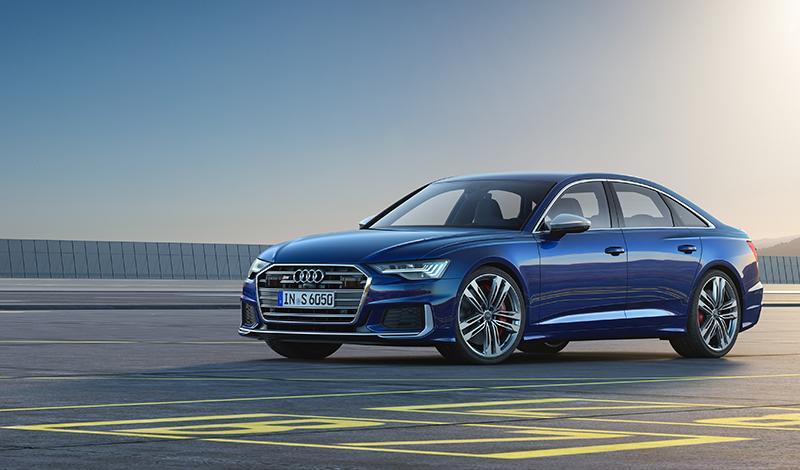 Audi:Старт продаж Audi S6 2019 от 5 972 000 рублей