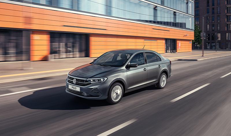 Volkswagen Polo 2020 получил ценник от 792 900 рублей