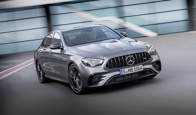 Mercedes-Benz:AMG E 53 4MATIC+ представлен официально