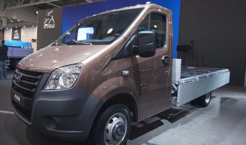 GAZ:На рынке появились тяжелые модели ГАЗЕЛЬ NEXT с большой грузоподъемностью