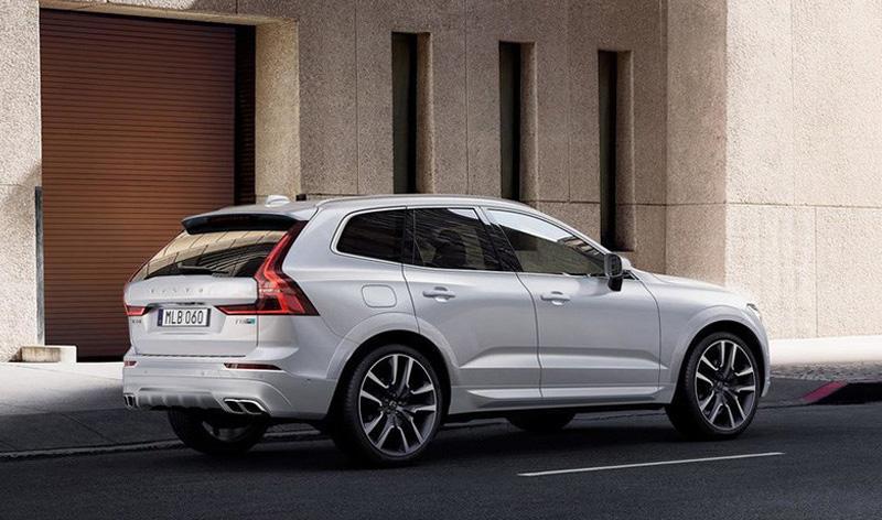 Volvo XC60: программа доработок от Polestar