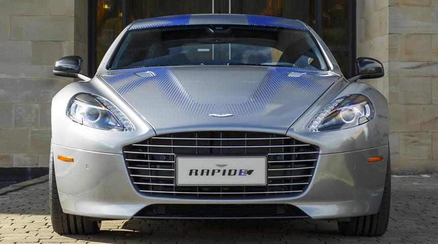 Aston Martin переходит на электродвижки и  гибриды