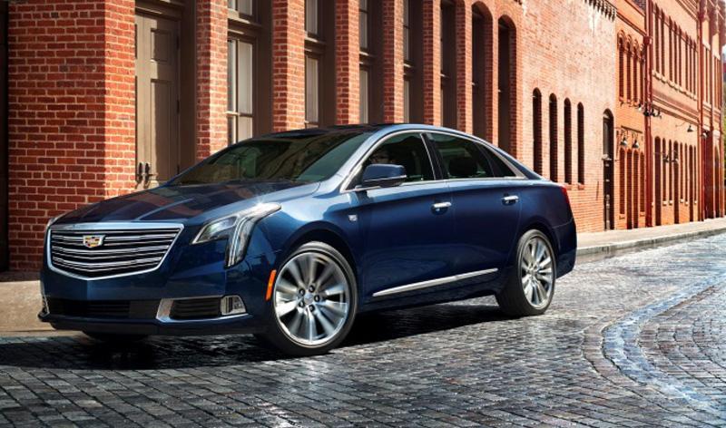 Обновленный Cadillac XTS – новая ступень в будущее