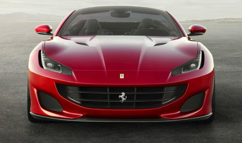 Ferrari:Самый бюджетный вариант Ferrari