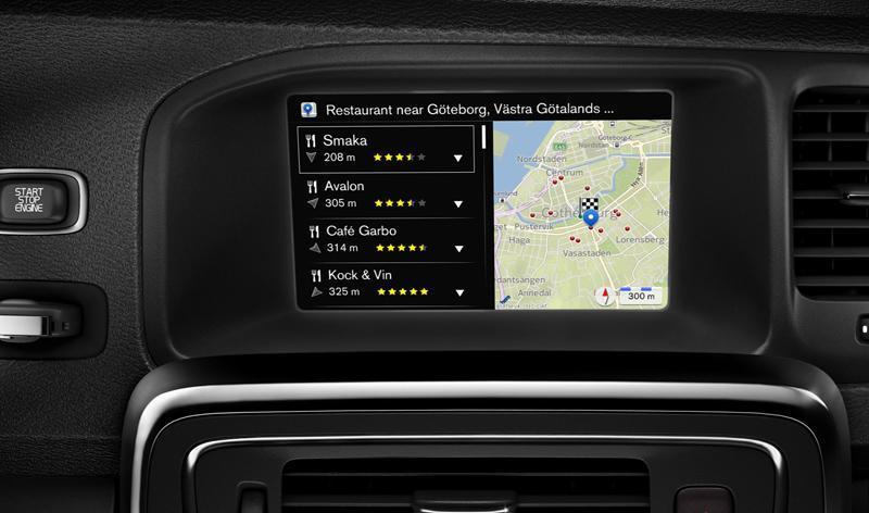 «Volvo XC40»: новые данные об электронике модели