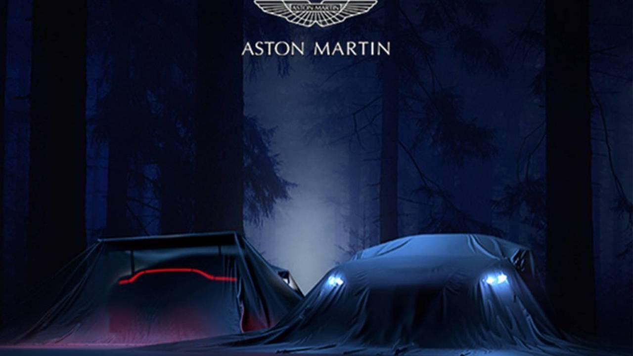 Новый Vantage от Aston Martin: первое фото