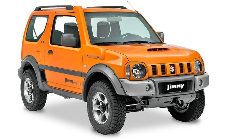 Suzuki:Suzuki Jimny: новинку покажут уже в этом году