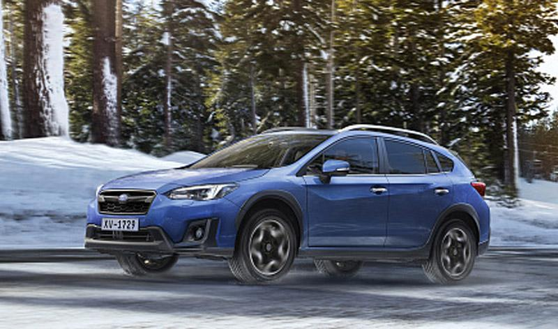 Новый Subaru XV подешевел!