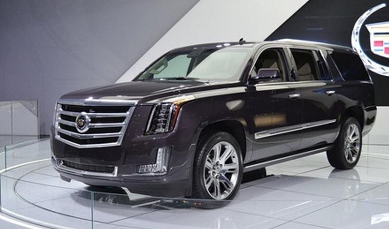 Cadillac:Cadillac Escalade ждет модернизация