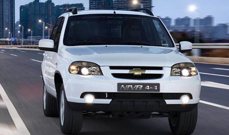 Chevrolet:У моделей внедорожников марки «Chevrolet Niva» заменят бензобаки