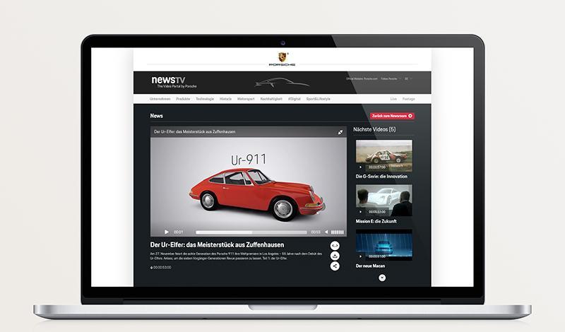 Новый Porsche 911 - прямая трансляция 28 ноября в 7:00 по Москве