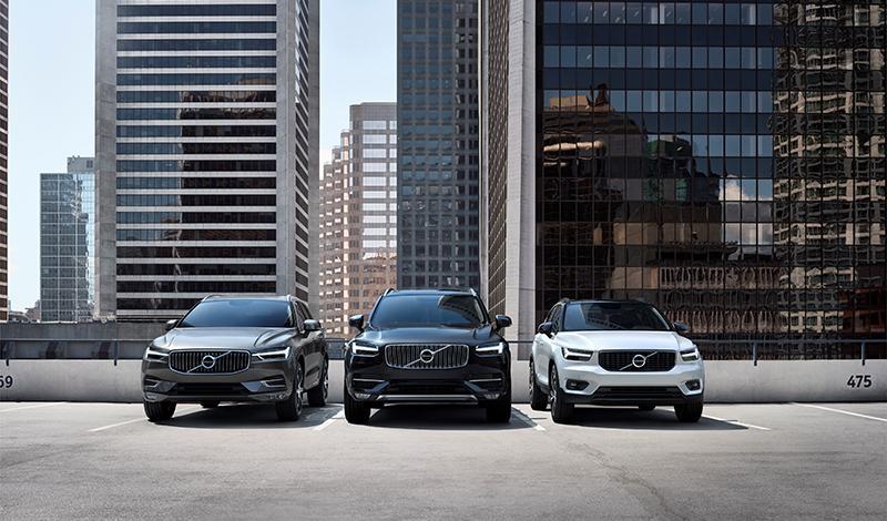 С 1 января 2019 года цены на все модели Volvo вырастут