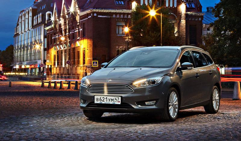 Ford:Российский завод Ford обеспечит Европу запчастями