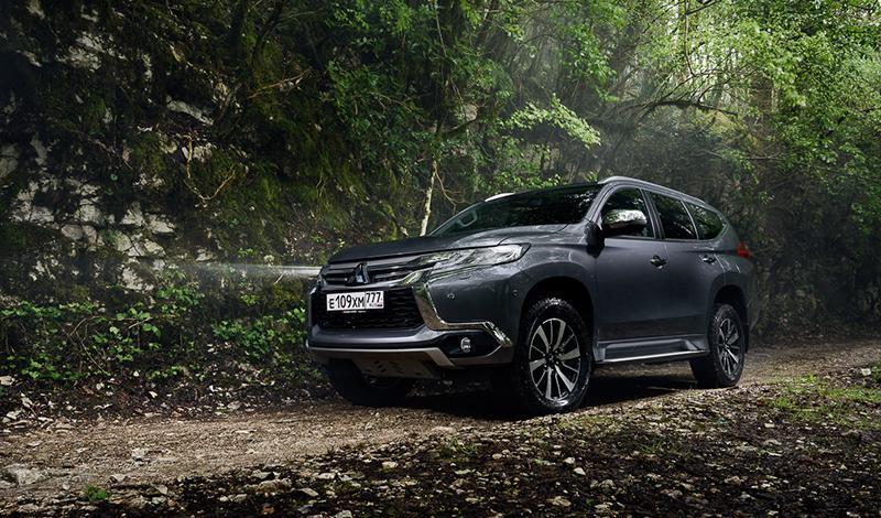 В России стартовало производство обновленного Mitsubishi Pajero Sport в России