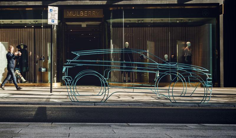 Land Rover:22 ноября мировая премьера - новый Range Rover Evoque 2019 года
