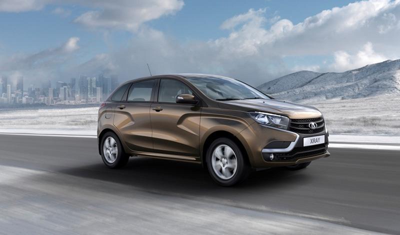 LADA XRAY 2019 модельного года теперь от 589 900 рублей