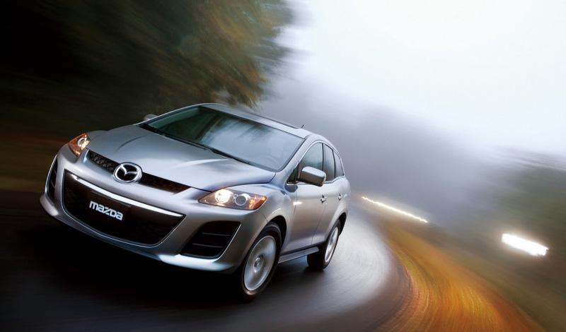 Мазда отзывает Mazda6, Mazda СХ-7