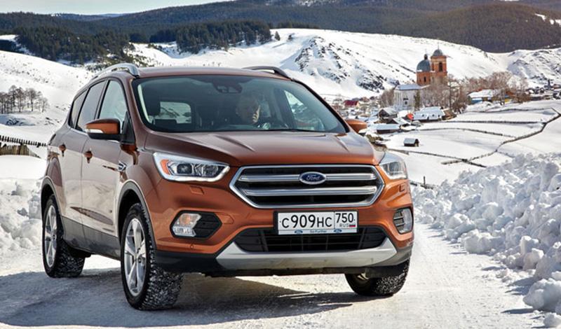 Ford:Что опаснее - снег или листья?
