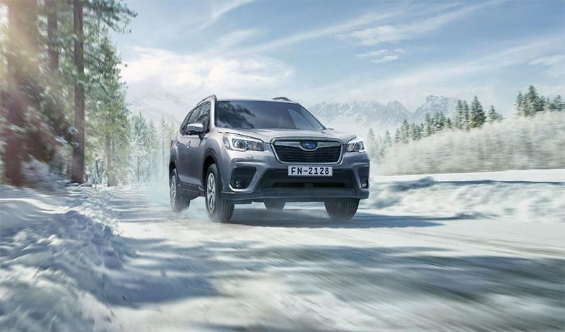 Началось - новый Subaru Forester 2018 года уже в салонах официальных дилеров