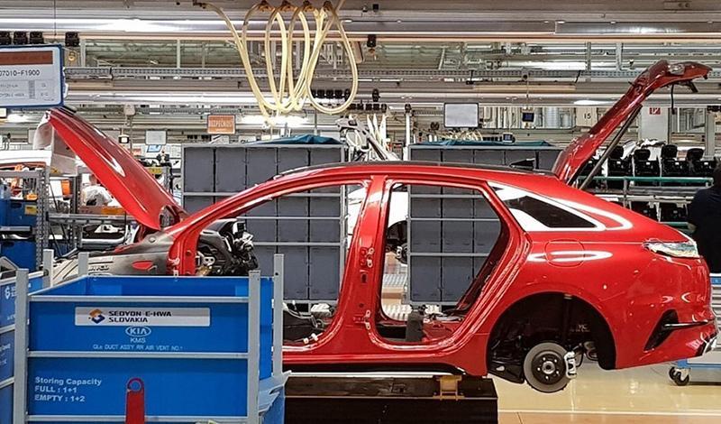 Новый KIA ProCeed: старт производства на заводе в Словакии