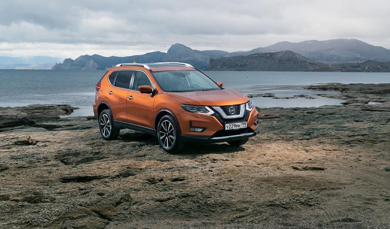 Комплектация и цена нового Nissan X-Trail 2018 года