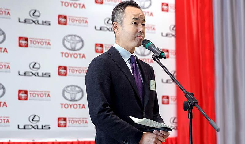 Компания Тойота провела всероссийский конкурс на звание лучших профессионалов клиентского сервиса