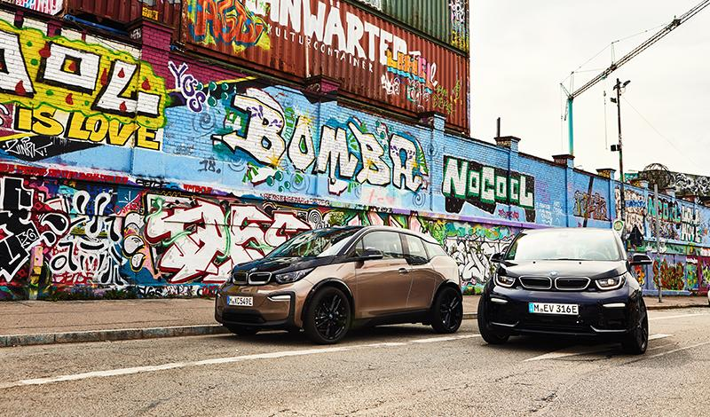 BMW объявляет цены на электромобили BMW i3 и i3s