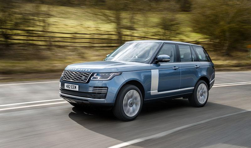 Специальная серия Range Rover - от 6 933 000 рублей