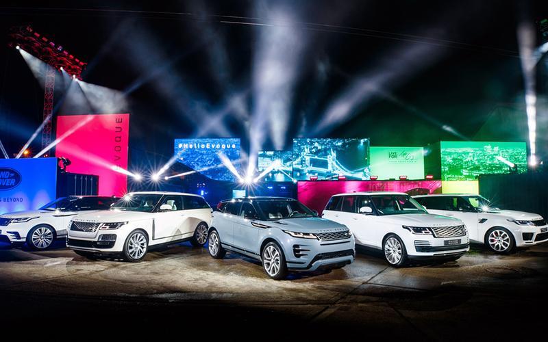 Land Rover:Новый RANGE ROVER EVOQUE 2019 года представлен официально