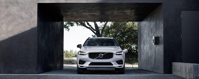 XC60 T8 Twin Engine - гибридный кроссовер от Volvo доступен к заказу
