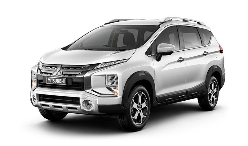 Mitsubishi:XPANDER CROSS – новый внедорожник Mitsubishi