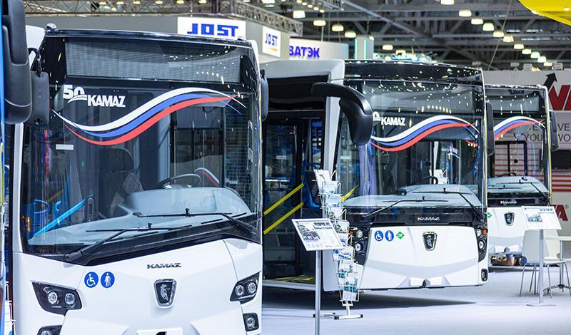 НЕФАЗ обновил полунизкопольный городской автобус НЕФАЗ-5299-30-57