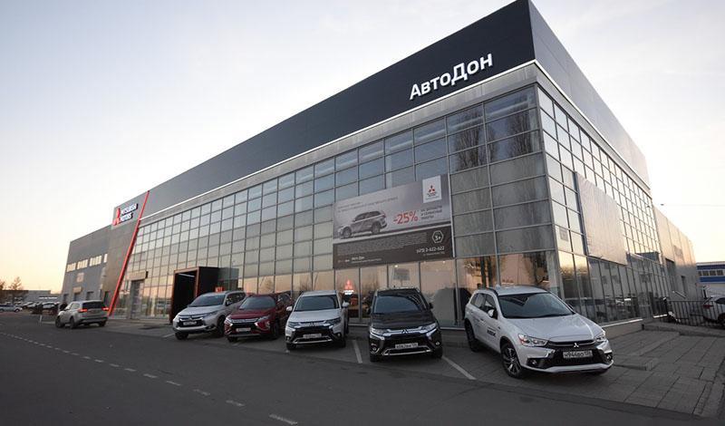 Mitsubishi:14 ноября 2019 г. Mitsubishi открыла обновленный дилерский центр «Авто-Дон»
