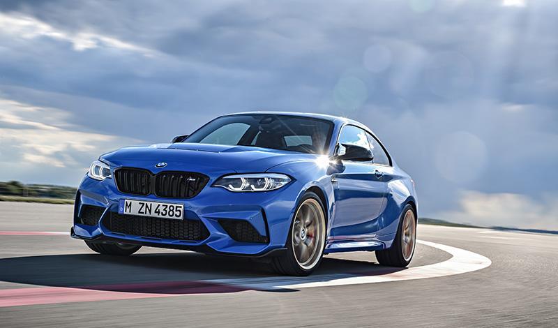 Представлен BMW M2 CS
