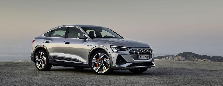 Представлен кроссовер Audi e-tron Sportback 2020