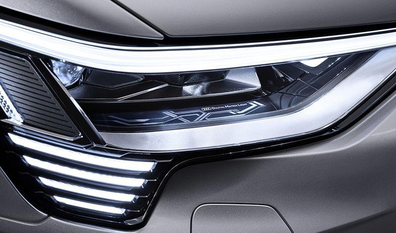 Серийные Audi RS Q8 2020 и Audi e-tron Sportback 2020 представят в Лос-Анджелесе