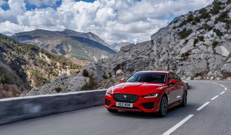 Стартовали продажи обновленного Jaguar XE 2020 модельного года