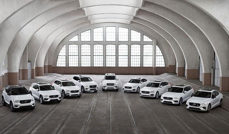 Volvo:В Ростове-на-Дону открылся новый дилерский центр Volvo Car Дон