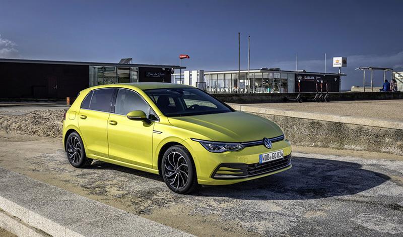 Подробно о новом Volkswagen Golf 2020 для российского рынка